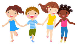 happy-children-running-illustration-48731115